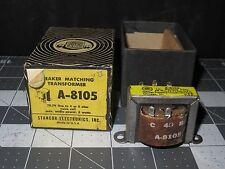 Vintage NOS STANCOR A-8105 Speaker Matching Transformer ((4193))