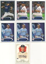2012 YU DARVISH ROOKIE LOT TOPPS UPDATE CHROME ALLEN AND GINTER RC