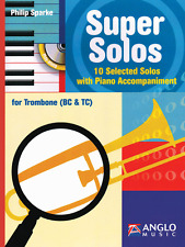 Super Solos for Trombone - Same Day P+P