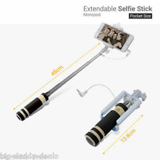 60CM Selfie Stick Monopod For iPhone 6 6s Plus Wired Selfie For Samsung Android