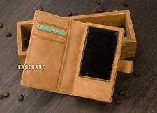 E4 EASECASE Custom-Made Genuine Leather Case For FiiO X7