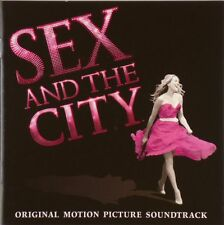 CD - Various - Sex And The City -Soundtrack - #A3551