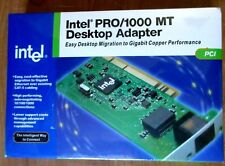 Intel Pro/1000 MT Desktop Adapter 32 Bit  NEW