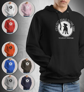 It's A Patterdale Terrier Thing You Wouldn't Understand Hoodie Gift