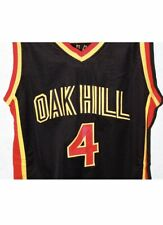 RAJON RONDO #4 OAK HILL HIGH SCHOOL JERSEY BLACK Men's Size Small
