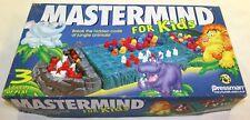 Mastermind For Kids Board Game 100% Complete Pressman 1995