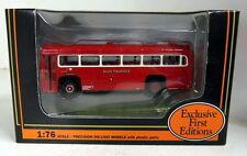 EFE 1/76 Scale 23312 AEC RF Bus Blue Triangle R612 diecast model bus