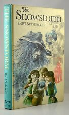 The Snowstorm By Beryl Netherclift 1967 Childrens Book