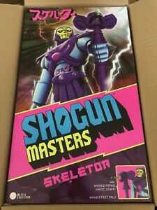MATTEL CREATIONS SHOGUN MASTERS SKELETOR LIMITED SHIPPING NOW!