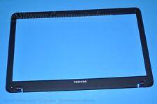 "TOSHIBA Satellite C655 C655D Series 15.6"" Laptop LCD Bezel W/O Camera Port"