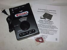 Williams / Atlas 80 Watt AC Transformer w/ Whistle & Bell buttons wks w/ Lionel