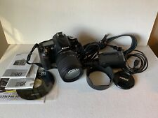 Nikon D90 12.3MP Digital SLR Camera -  Nikon 18-105mm VR Lens