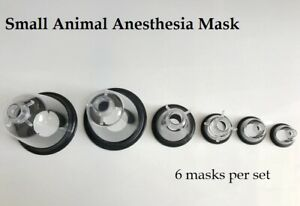 Small Animal Anesthesia/Oxygen Mask Manual Resuscitator Veterinary Equipment