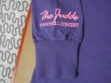 The Judds tour farewell concert shirt vtg unitel