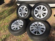 "2016 VW VOLKSWAGEN GOLF Jetta 15"" FACTORY OEM 5X112 BOLT ALLOY WHEELS RIMS Tires"