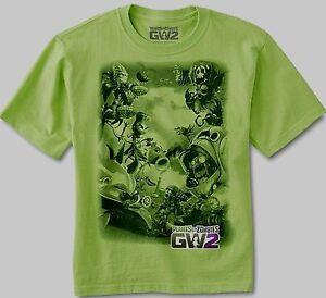 Plants Vs Zombies Garden Warfare Child t-Shirt New 4-5 XS 6 7 8 10 12 L 14 16 XL