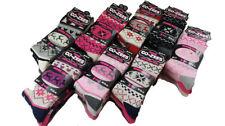 Unbranded Cotton Blend Thermal Socks for Women