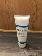 Murad Acne  Clarifying Mask Professional Size , 8.45 Ounce Authentic USED