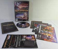 NCSOFT 2007 PC DVD GUILD WARS PLATINUM EDITION EUROPEAN VIDEO GAME 100% COMPLETE