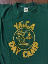 Vintage YMCA Day Camp T-shirt - Youth Small