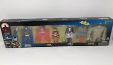 THE NEW ADVENTURES OF BATMAN ANIMATED SERIES ACTION FIGURE BOX SET KENNER HASBRO