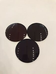 Optical Quality Tinted Lenses Expert Cut For Your Frame Grey Brown G15 (Green)