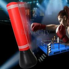 PVC Inflatable Punching Bag Stand Power Tower Speed Boxing Training Fitness New