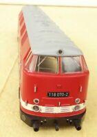 Gützold 47201 Lokgehäuse Diesellok BR 118 070-2 DR Epoche 4 rar,Sonderfarbgebung