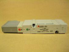 SMC -  SV2200-5FU -  Solenoid Pneumatic Valve