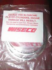 1977-86 Suzuki RM125_72-00 Yamaha DT100_MX100_RT100_Wiseco Piston Ring SET_54mm