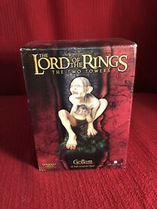 Lord Of The Rings - The Two Towers - Sideshow Weta - Limited Edition - Gollum