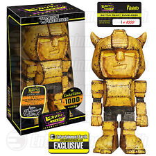 Transformers Battle Ready Bumblebee Hikari Premium Japanese Vinyl - EE Exclusive