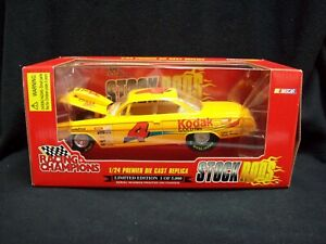 Racing Champions Stocks Rods Kodak 1:24 Scale Nascar.