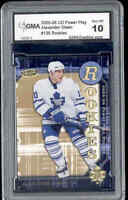 2005 Alexander Steen UD Power Play Redemption Rookie Gem Mint 10 #136