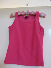 Pink Dri Fit Nike Sports Vest Top in Size S / Size 6 - 8
