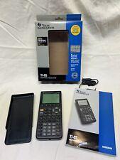 Texas Instruments Ti-85 Graphing Calculator w/ Cover, Manual & Original Box