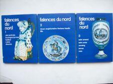livre porcelaine céramique faïence Nord France Douai Calais Lille Boulogne Vron