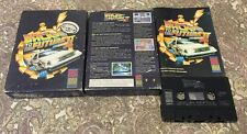 BACK TO THE FUTURE II per COMMODORE 64 - RARISSIMO! STORICO! VERSIONE BIG BOX