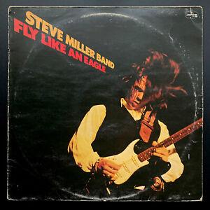 Steve Miller Band - Fly Like An Eagle Vinyl LP. 1976. Mercury. UK.