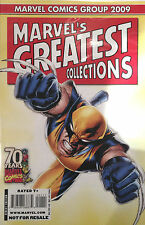 Marvel's Greatest Collections Wolverine NM- 1st Print Marvel Comics