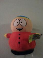 SOUTH PARK Eric Cartman Plush Doll Comedy Central 2008 Nanco kenny stan kyle