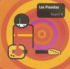 2CD  LOS  PLANETAS SUPER 8 NUEVO Y PRECINTADO
