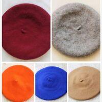 Beanie Wool Sweet Warm Beret Hat Ski Caps Cap For Women Girls