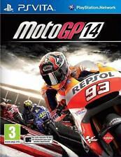 MOTOGP 14 MOTO GP 2014 jeu Playstation PS VITA PSVITA PAL FR ++ 100% NEUF ++