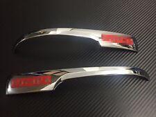 Chrome Side Back Rearview Rear View Mirror Cover Trim For Suzuki Vitara 2015-16