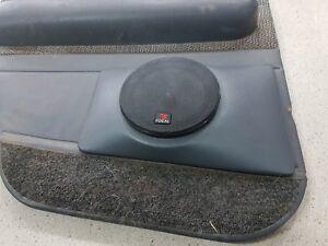 80 Series Landcruiser Rear Door Speaker Pods