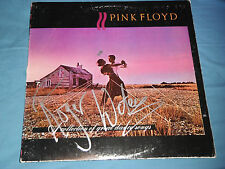 PINK FLOYD ROGER WATERS SIGNED A COLLECTION GREAT DANCE SONGS VINYL ALBUM