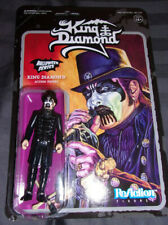 Super7 ReAction King Diamond (Halloween Series) Collectible Action Figure
