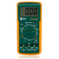 BEST DT9205M 3 1/2 LCD Digital Auto Range Multimeter AC DC Voltage Amp Ohm Test