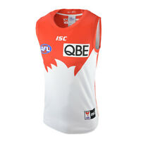 Sydney Swans 2018 Home Guernsey Mens, Womens & Kids Sizes Red/White AFL ISC SALE